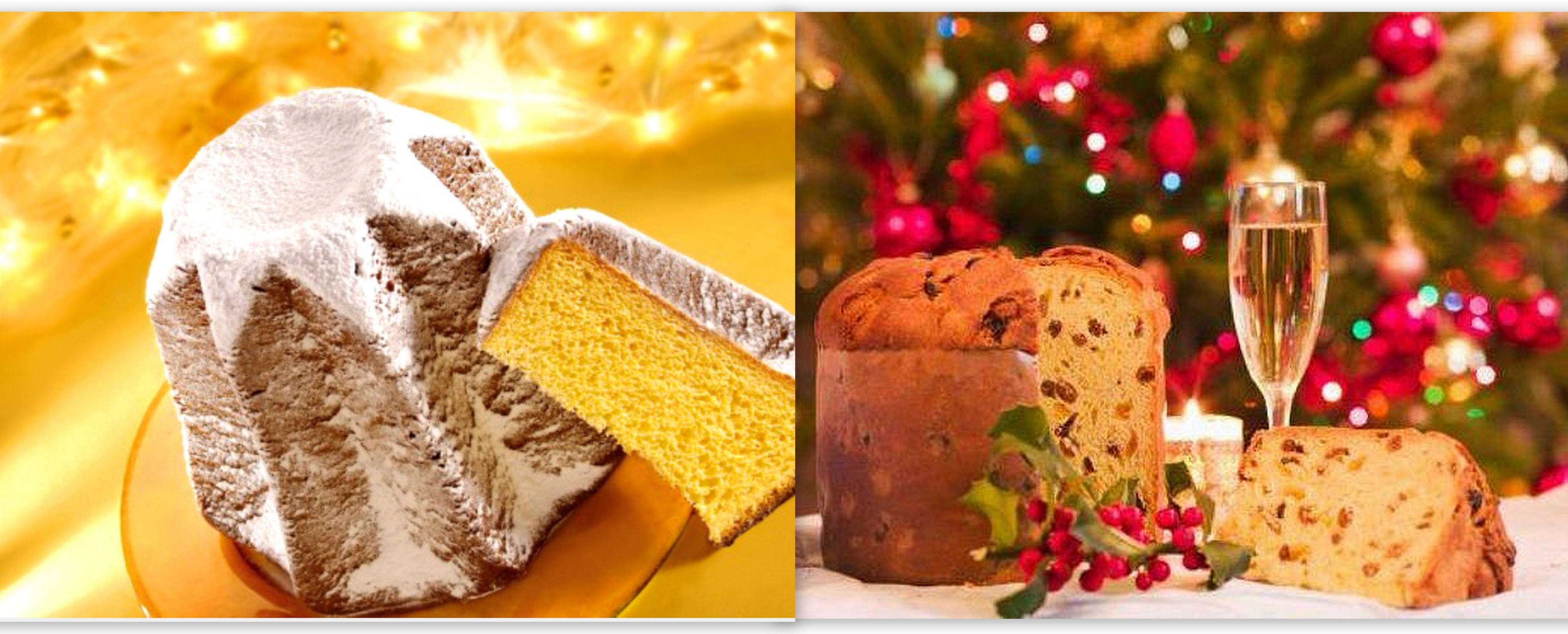 La sfida dei dolci di Natale: meglio il pandoro o il panettone?